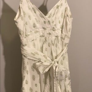 GAP Dresses - Gap white cotton dress